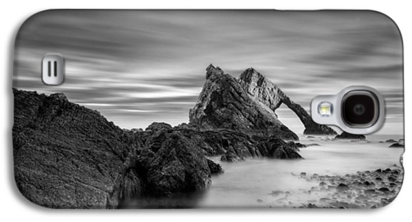Bow Fiddle Rock 1 Galaxy S4 Case by Dave Bowman