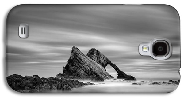 Bow Fiddle Rock 2 Galaxy S4 Case by Dave Bowman