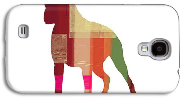 Boxer 2 Galaxy S4 Case by Naxart Studio