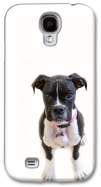 Boxer Girl 3 Galaxy S4 Case