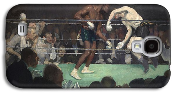 Boxing Match, 1910 Galaxy S4 Case