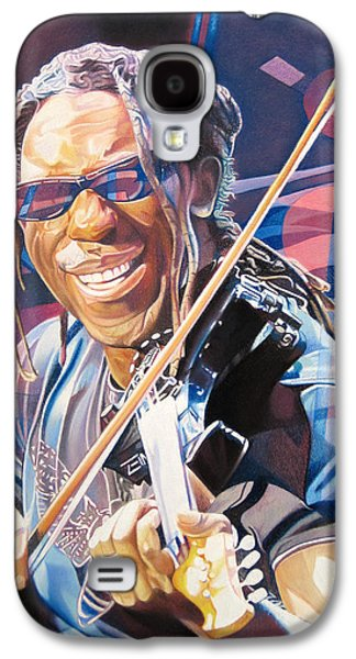 Boyd Tinsley And 2007 Lights Galaxy S4 Case by Joshua Morton