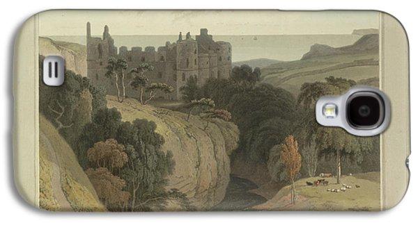 Boyne Castle Galaxy S4 Case by British Library