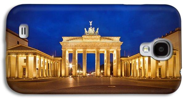 Brandenburg Gate Galaxy S4 Case by Melanie Viola