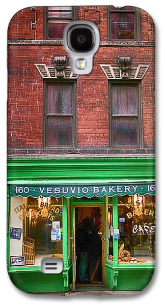 Bread Store New York City Galaxy S4 Case by Garry Gay