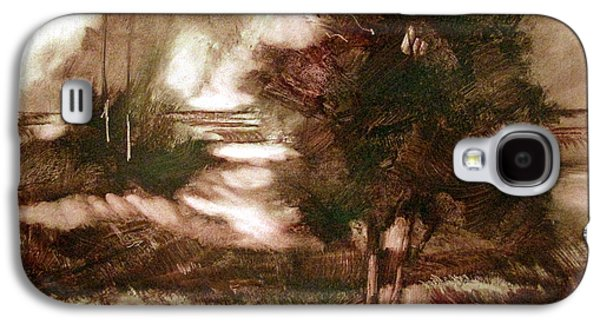 Breakers North Of Chicago Galaxy S4 Case