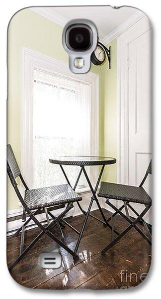Breakfast Nook In Rustic House Galaxy S4 Case by Elena Elisseeva