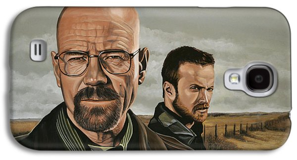 Breaking Bad Galaxy S4 Case by Paul Meijering