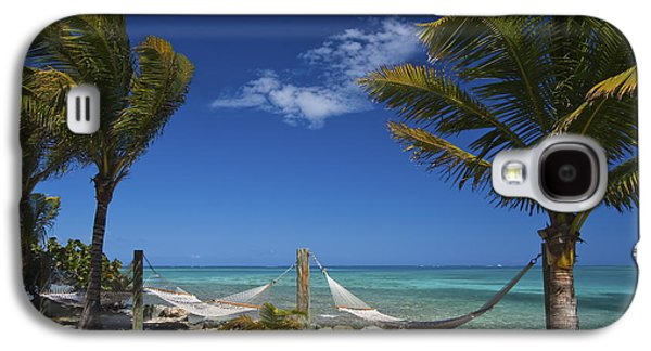 Breezy Island Life Galaxy S4 Case