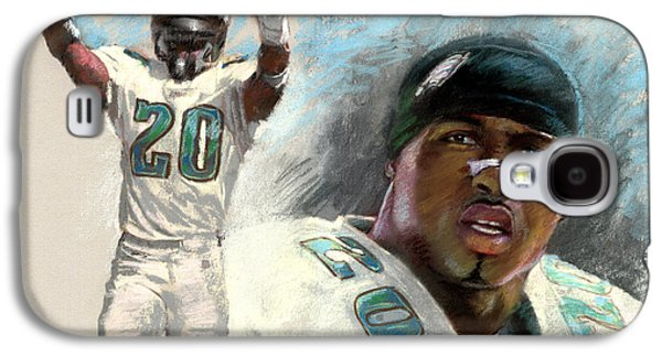 Brian Dawkins Galaxy S4 Case by Viola El