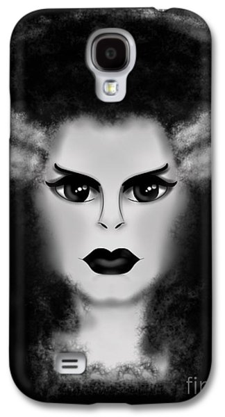 Bride Galaxy S4 Case by Christina Kulzer