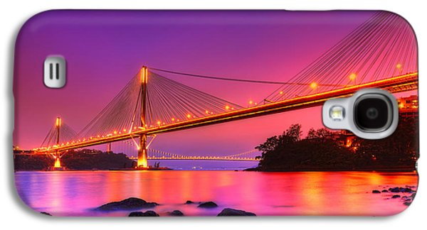 Bridge To Dream Galaxy S4 Case by Midori Chan