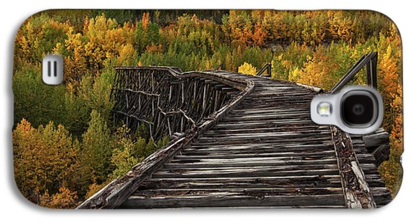 Bridge To Nowhere... Galaxy S4 Case