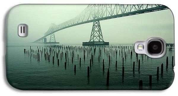 Bridges Galaxy S4 Case - Bridge To Nowhere by Todd Klassy