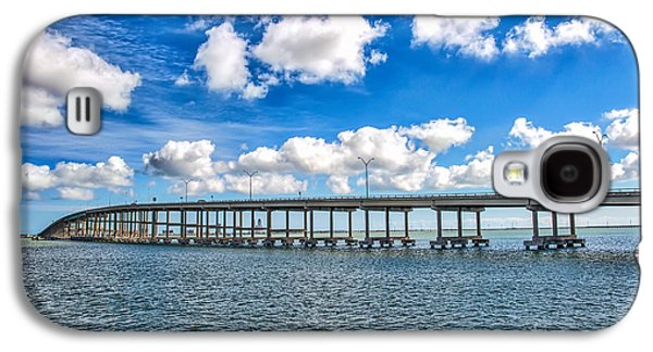 Bridge To South Padre Galaxy S4 Case