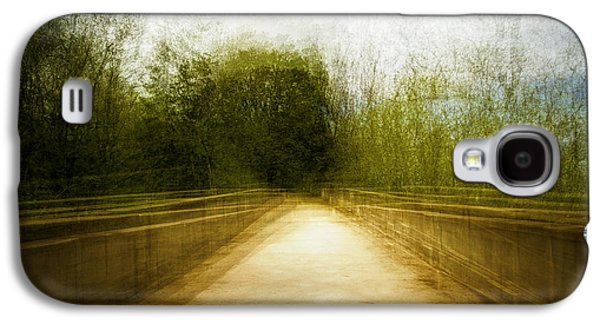Bridge To The Invisible Galaxy S4 Case by Scott Norris