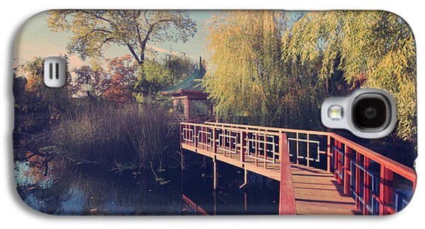Bridge To Zen Galaxy S4 Case by Laurie Search