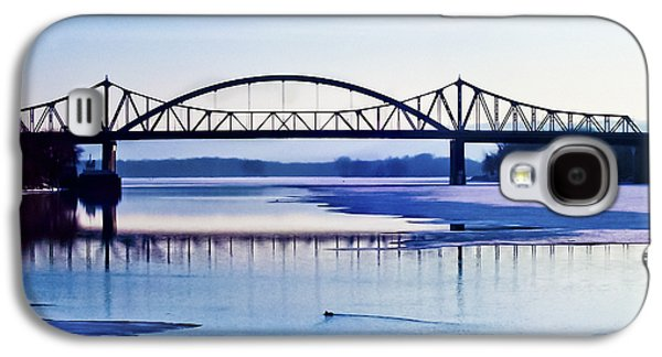 Bridges Over The Mississippi Galaxy S4 Case