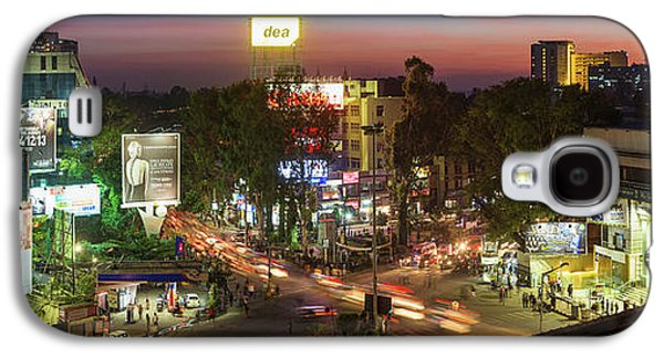 Brigade Road And Main Shopping Area Galaxy S4 Case