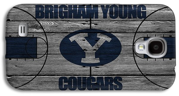 Brigham Young Cougars Galaxy S4 Case