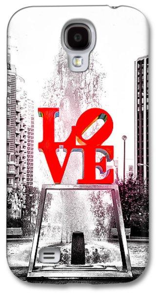 Brightest Love Galaxy S4 Case by Bill Cannon