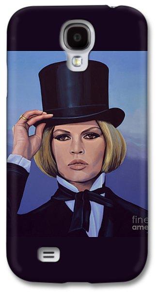 Brigitte Bardot 2 Galaxy S4 Case by Paul Meijering