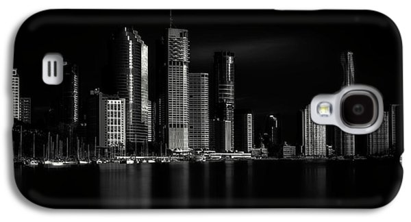 Brisbane City Of Light Galaxy S4 Case