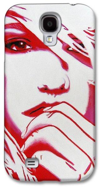 Pieces Of Me Galaxy S4 Case by Venus