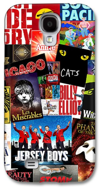 Broadway 1 Galaxy S4 Case