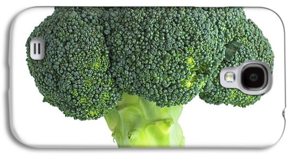 Broccoli Galaxy S4 Case - Broccoli by Science Photo Library