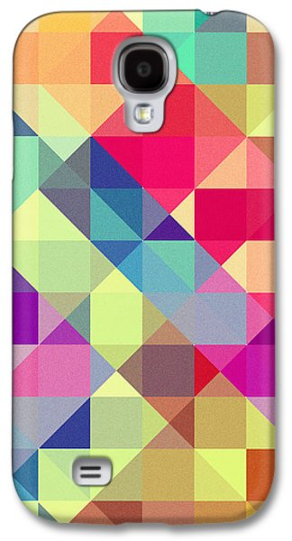 Broken Rainbow II Galaxy S4 Case by VessDSign