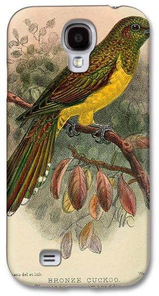 Bronze Cuckoo Galaxy S4 Case