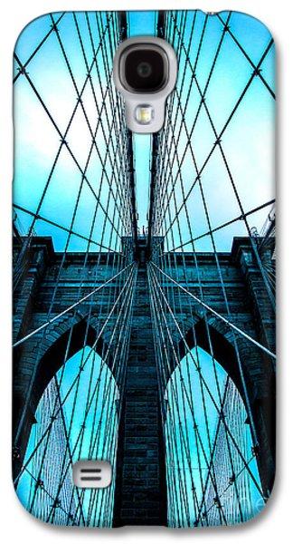 Brooklyn Blues Galaxy S4 Case