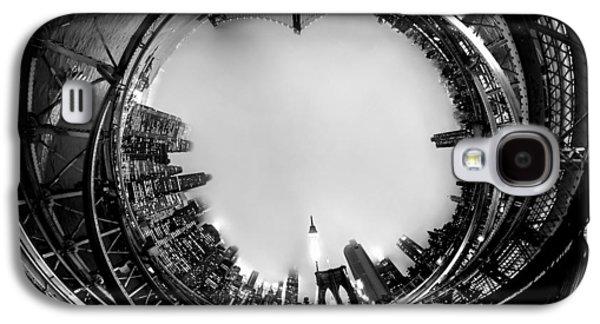 Brooklyn Bridge Circagraph 4 Galaxy S4 Case by Az Jackson