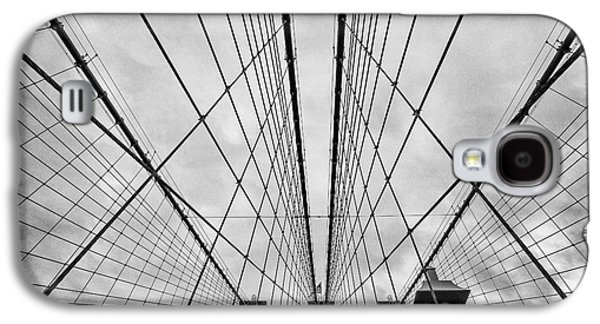 Brooklyn Bridge Galaxy S4 Case by John Farnan