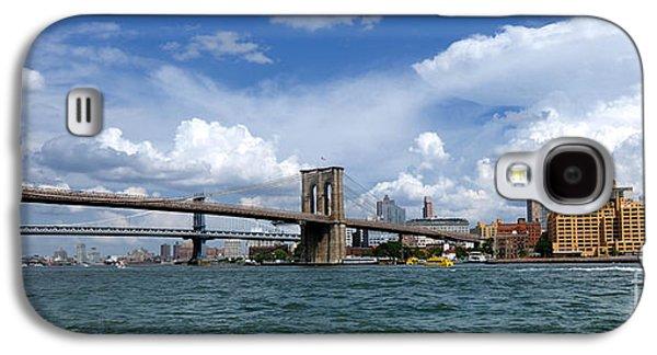 Brooklyn Bridge Panorama Galaxy S4 Case