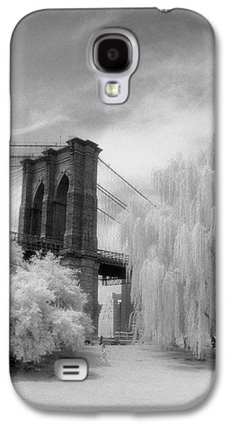 Brooklyn Bridge Willows Galaxy S4 Case