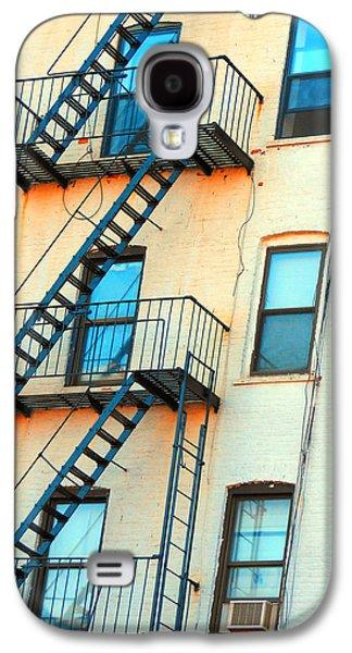 Brooklyn Fire Escape Galaxy S4 Case by Jon Woodhams
