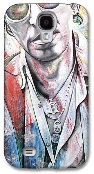 Bruce Springsteen Galaxy S4 Case - Bruce Springsteen by Joshua Morton