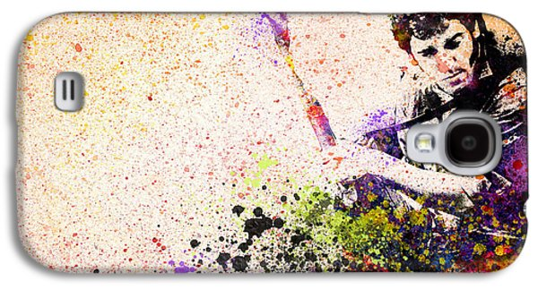 Bruce Springsteen Splats 2 Galaxy S4 Case