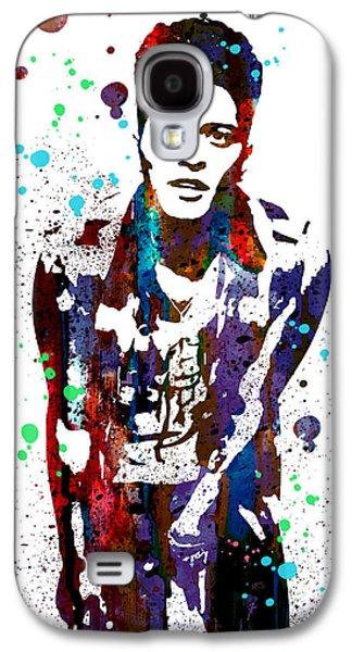 Bruno Mars Galaxy S4 Case