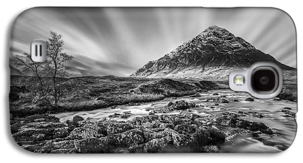 Buachaille Etive Mor 2 Galaxy S4 Case by Dave Bowman