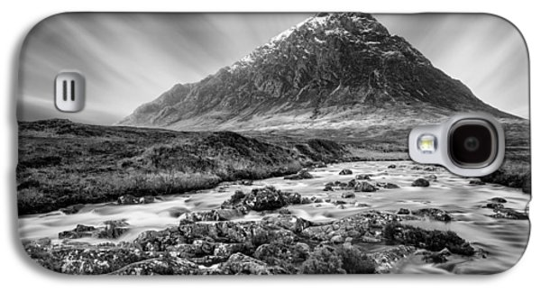 Buachaille Etive Mor 3 Galaxy S4 Case by Dave Bowman
