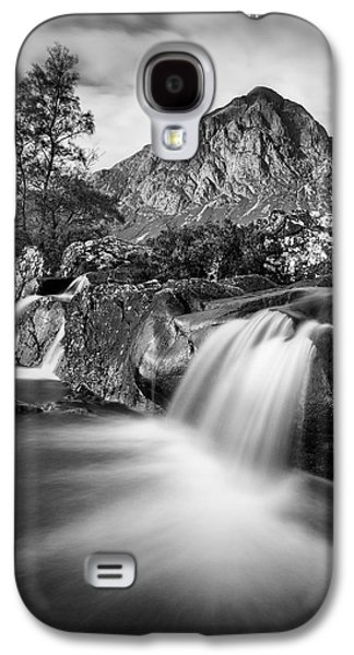 Buachaille Etive Mor 4 Galaxy S4 Case by Dave Bowman