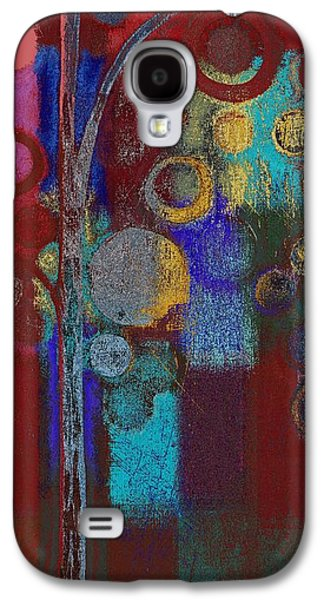 Bubble Tree - Rd01r Galaxy S4 Case by Variance Collections