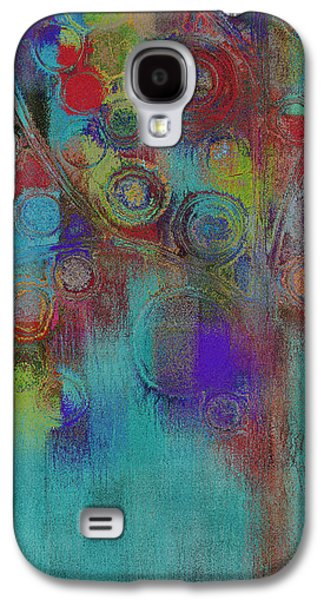 Bubble Tree - Sped09l Galaxy S4 Case by Variance Collections