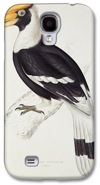 Great Hornbill Galaxy S4 Case