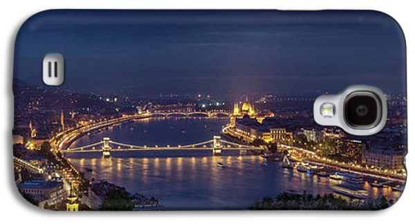 Travel Galaxy S4 Case - Budapest by Thomas D M?rkeberg