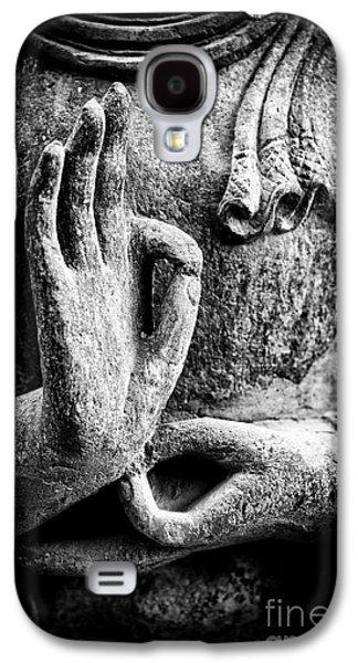 Buddha Hand Mudra Galaxy S4 Case