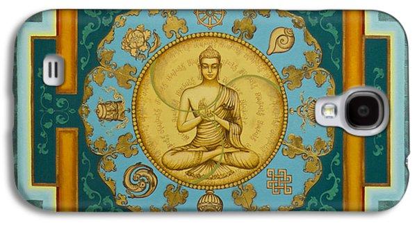 Buddha. Jewels Of Dharma Galaxy S4 Case